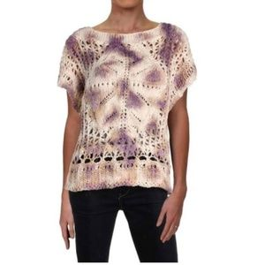 Free People Sweater Blouse size M/L